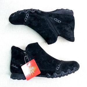 SKECHERS Earthy Chic Boots Wide Width